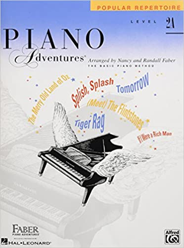 level 2a popular repertoire book piano adventures