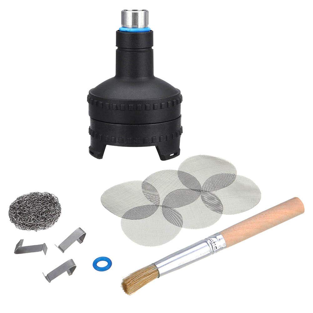 BPerfect Easy Valve Filling Chamber Housing Replacement for Volcavo Vaporizer with Tool Accessories
