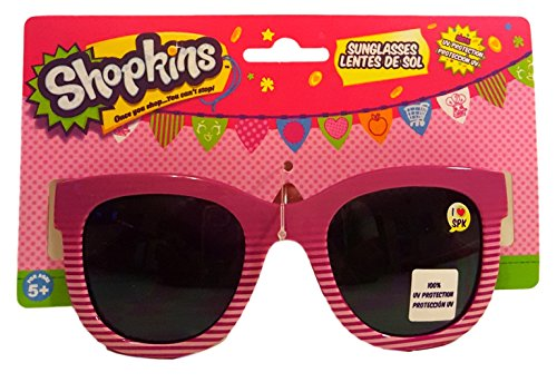Shopkins Kids Sunglasses Purple -