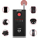 Homder Hidden Camera Detector Radio Frequency Detector Use for Hotel, Car, Locker Room Powered by 2AA Battery, Strong Sensitivity, Accurate Position