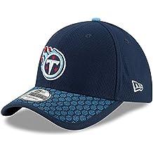 New Era 39Thirty Cap - NFL 2017 Sideline Tennessee Titans
