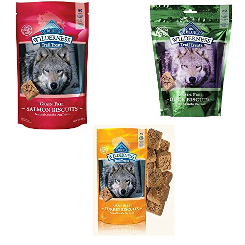Blue Buffalo Wilderness Biscuits Variety product image