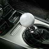 infiniti shift knob - SN#100000000987-0843-215 For Infiniti Shift Knob 6-SPD + Leather Boot Cover