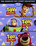 TOY STORY TRILOGY [Blu-Ray Box Set] Complete 1 - 2 - 3 - Disney & Pixar All 3 Movies