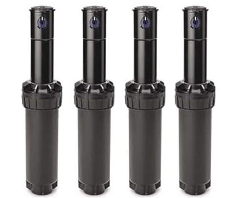 Rain Bird Rotor Heads 5000 Rotor Sprinkler Heads  4-Pack