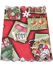 Anchang Kerst Tafelloper Decoratieve Koffietafel Doek voor Xmas Diner Party Vakantie Decor voor Home Office Restaurant