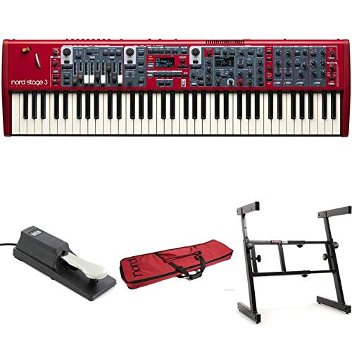 Nord Stage 3 Compact Stage Bundle by Generic