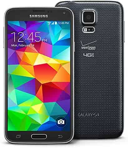 Samsung Galaxy S5 G900V Verizon 4G LTE Smartphone w/ 16MP Camera - Black - Verizon