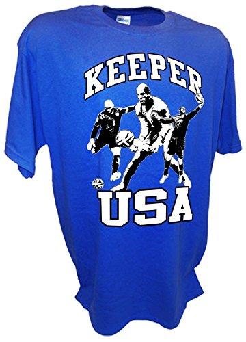 Boys Tim Howard Goalie Team Usa World Cup Soccer Tee By Achtung T Shirt LLC
