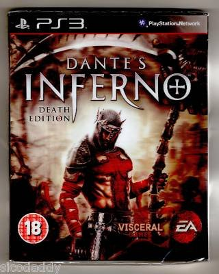 Dante's inferno death edition | parka blogs.