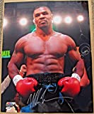 Mike Tyson signed 16x20 Photo PSA/DNA autographed Boxing Champion