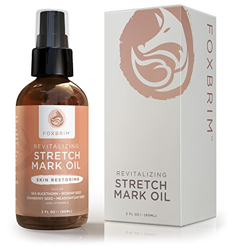 Revitalizing Stretch Mark Oil Prevention product image