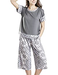 184b34b0fd Summer Pajamas for Women - Stylish Print Ladies Pajama Set