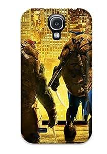 New Tmnt Teenage Mutant Ninja Turtles Wide Tpu Skin Case Compatible With Galaxy S4