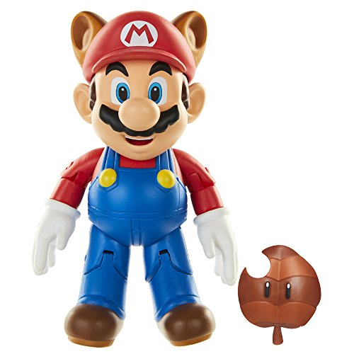 World of Nintendo  Raccoon Mario 4