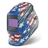Auto Darkening Welding Helmet, Blue, Digital Elite, 3, 5 to 8 / 8 to 13 Lens Shade