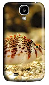Samsung S4 Case Colorful fish 3D Custom Samsung S4 Case Cover