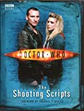 Front cover for the book Doctor Who: The Shooting Scripts by Russell T. Davies