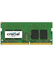 Crucial 16GB Single DDR4 2400 MT/s (PC4-19200) DR x8 Unbuffered SODIMM 260-Pin Memory - CT16G4SFD824A