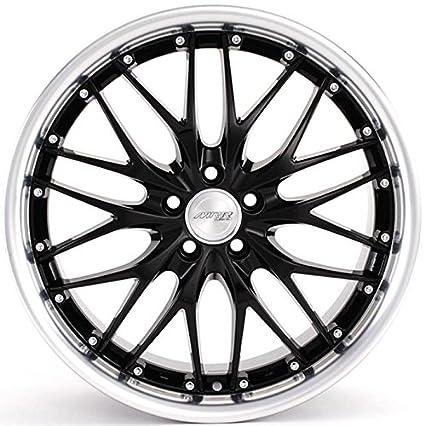 Amazon Com 18 Mrr Gt1 Wheels For Bmw E36 E46 323 325 328 330 Z3 Z4