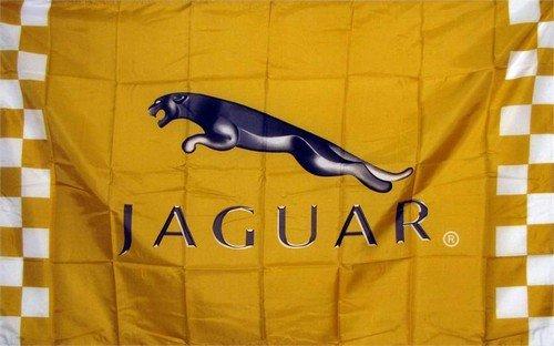 Review Jaguar Checkered Logo Auto