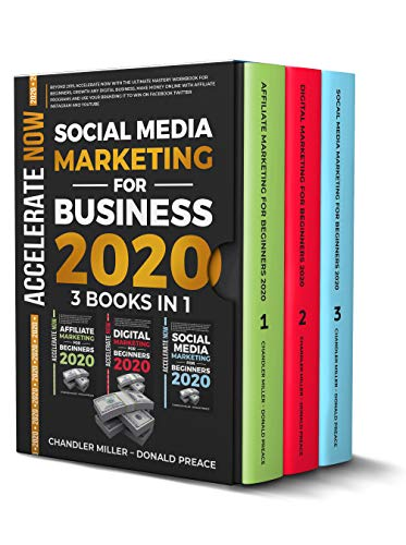 Business 2020.Social Media Marketing For Business 2020 Beyond 2019 With The Ultimate Mastery Workbook For Beginners Make Money Online With Affiliate Program Use