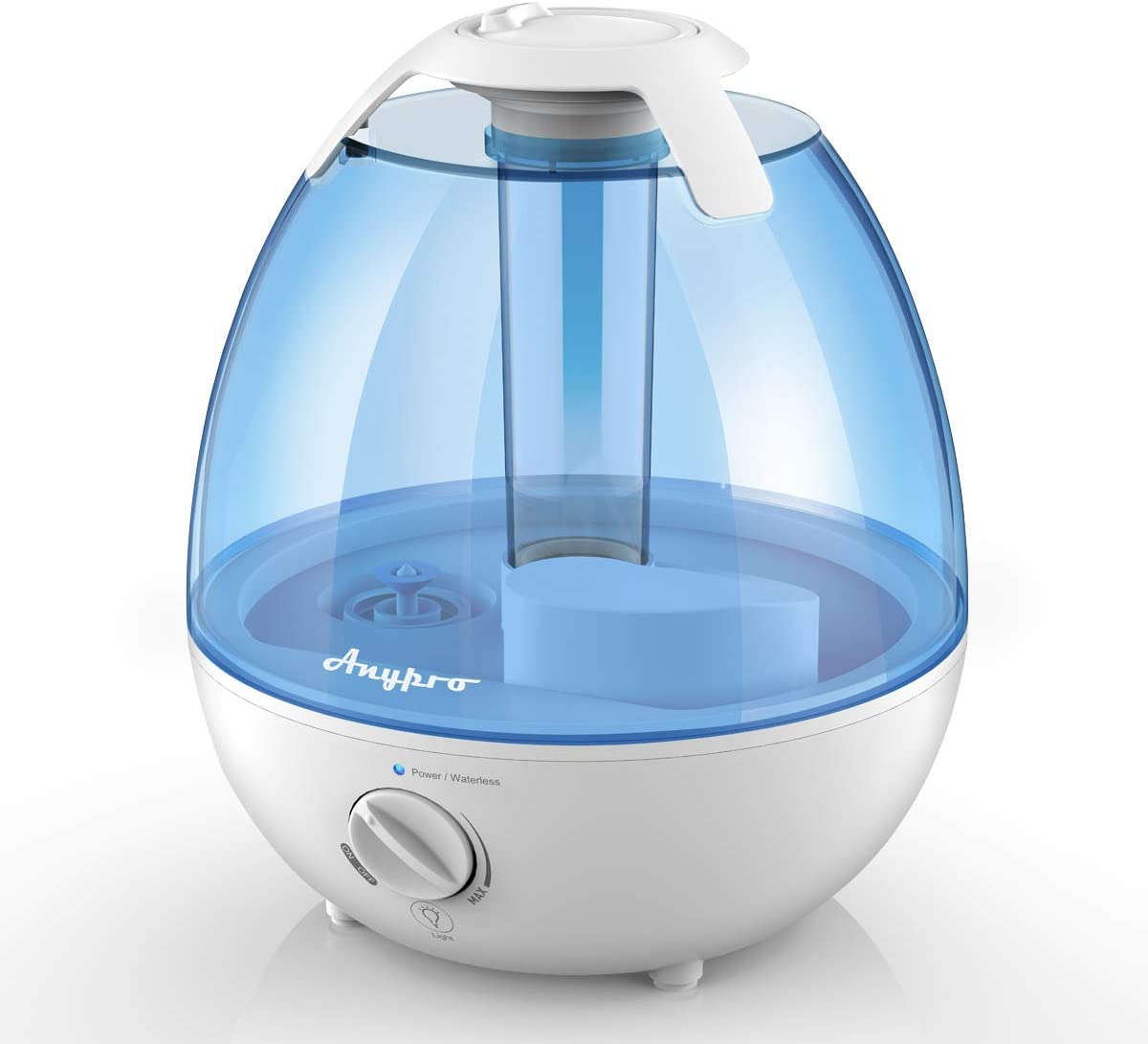 Anypro Ultrasonic 3.5L Cool Mist Humidifier Reviewed