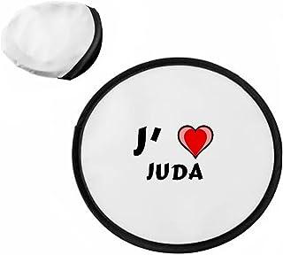 Frisbee personnalisé avec nom: Juda (Noms/Prénoms) SHOPZEUS