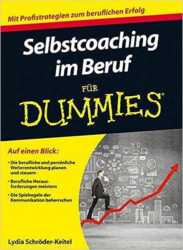 Cover des Buchs: Selbstcoaching im Beruf für Dummies