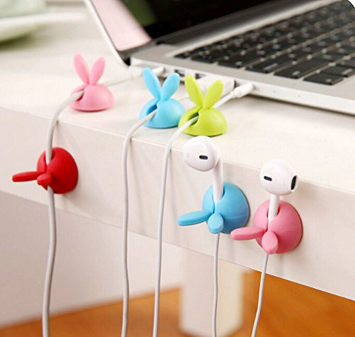 Rabbit Ear Cable Organizer