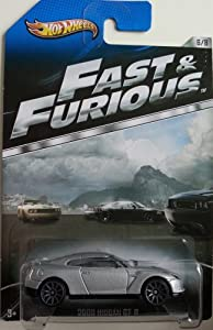 Amazon.com: 2013 Hot Wheels Fast & Furious Limited Edition