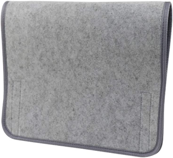 Poche de Rangement de Chevet en Feutre Poche de Lit pour Tablette//C/âble//T/él/éphone portable//T/él/écommande//Lunettes//Jouets LIULIUKEJI Sac de Rangement de Chevet Organiseur pour lit 6 Poches