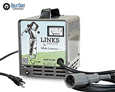 Club Car 48 Volt Golf Cart Battery Charger from Lester Electrical
