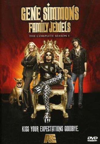Gene Simmons - Family Jewels - Season One (Season Family 5 Jewels)