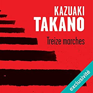 Treize marches Audiobook