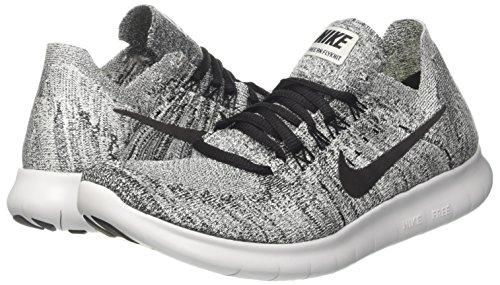 Da 2017 Running Multicolore Platinum Black white Nike Scarpe 101 Rn Stealth Trail Flyknit Wmns Free Donna Pure TwWIq4BYCU