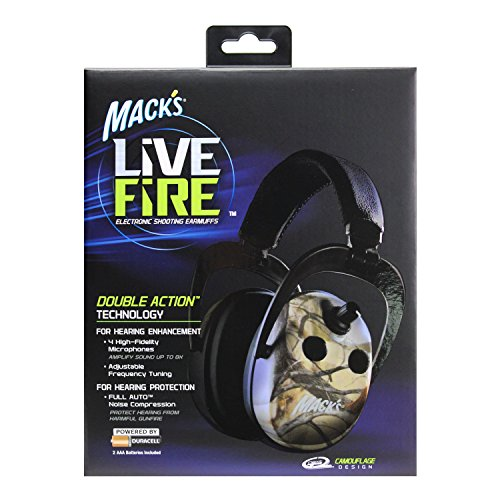 hearing protection cover camo - 8