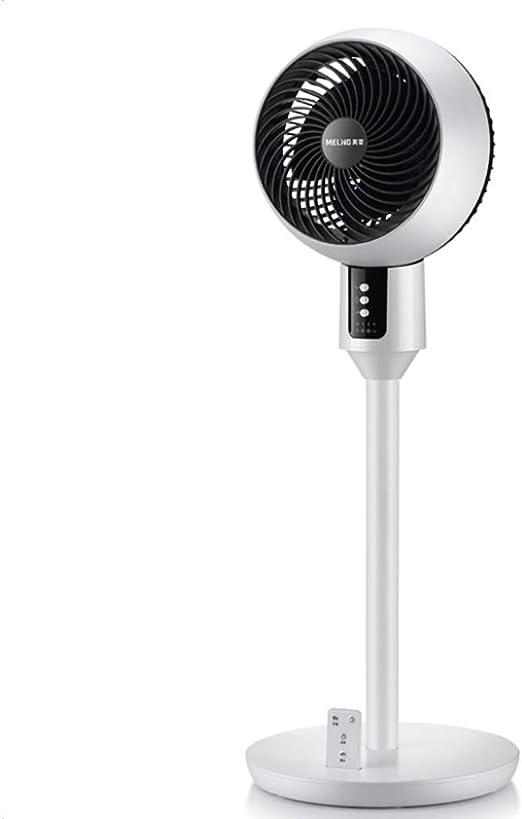 Ventilador silencioso blanco, ventilador de circulación de aire ...