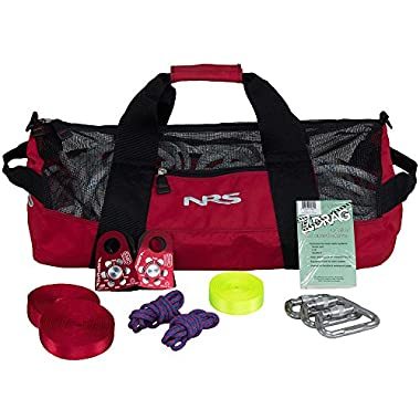 NRS Z-Drag Kit with Purest Duffel Bag One Size