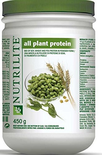 Nutrilite all plant protein by Amway by Nutrilite