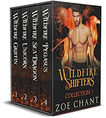 Wildfire Shifters: Collection 1 - Kindle edition by Chant, Zoe. Paranormal  Romance Kindle eBooks @ Amazon.com.