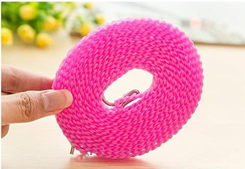 Outdoor Travel Business Clothesline Laundry Non-slip Washing Clothes Line Rope3M