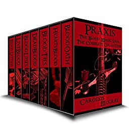 Praxis paranormal romance thriller Collection ebook product image