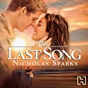 The Last Song Audiobook by Nicholas Sparks Narrated by Pepper Binkley, Scott Sowers