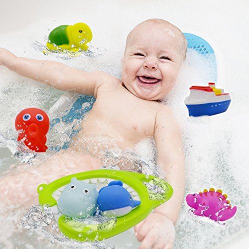 Step by Step Baby bath guide