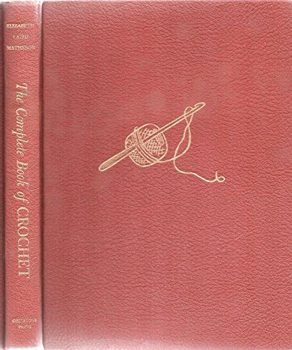 Complete Book of Crochet