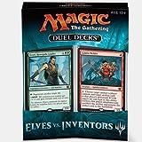 Best Magic Starter Decks - Magic the Gathering Duel Decks: Elves Vs Inventors Review