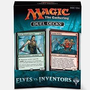 Magic the Gathering Duel Decks: Elves Vs Inventors