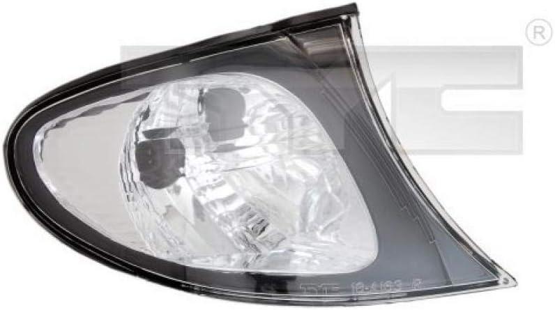 Corner Light White RIGHT Fits AUDI A6 Avant C4 4A S6 Sedan Wagon 1994-1997