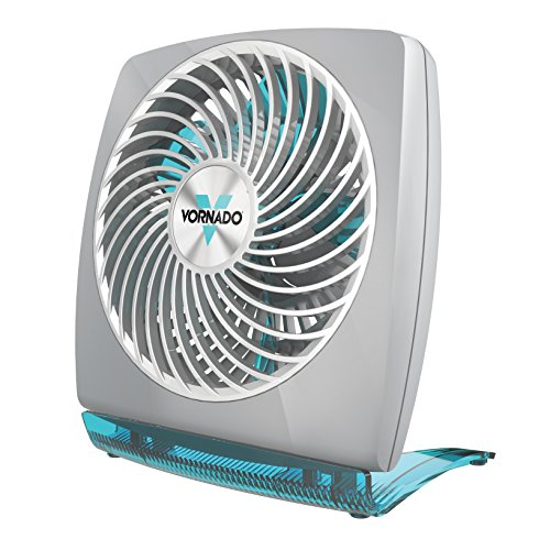 - Vornado FIT Personal Air Circulator Fan, Aqua